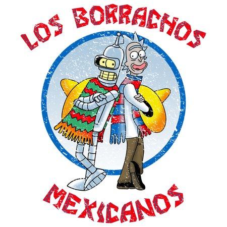 Los Borrachos Mexicanos T-Shirt