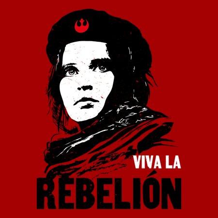 Viva La Rebelion T-Shirt