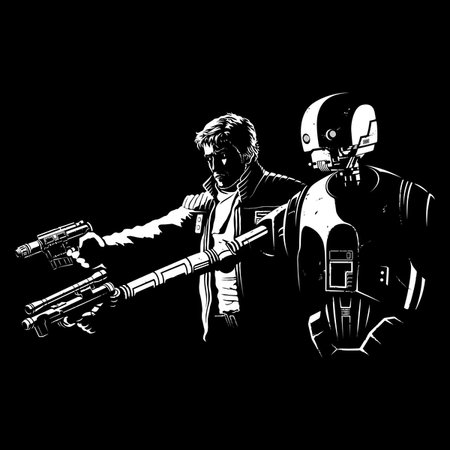 Rogue Fiction T-Shirt
