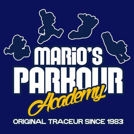 Marios Parkour Academy T-Shirt