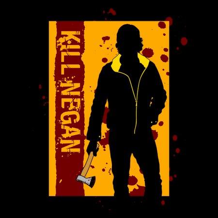 Kill Negan T-Shirt