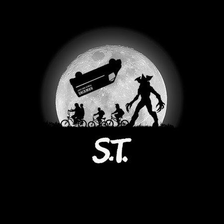 Stranger Silhouettes T-Shirt