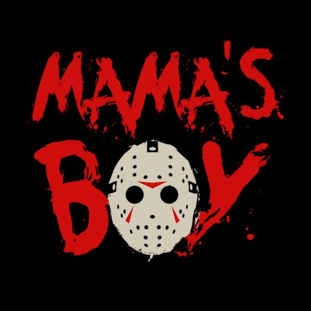 Mama's Boy T-Shirt thumbnail