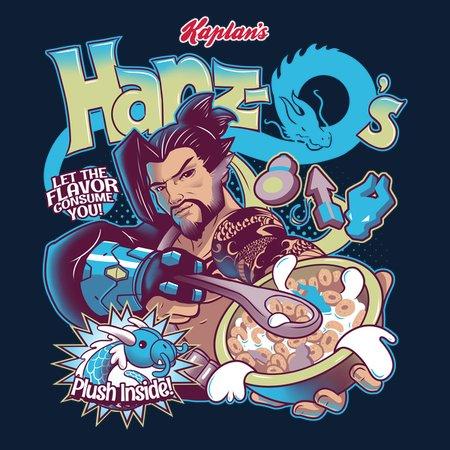 Hanz-O's T-Shirt