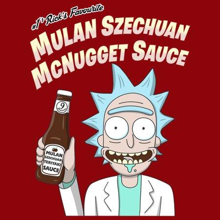 Rick Szechuan Sauce T-Shirt