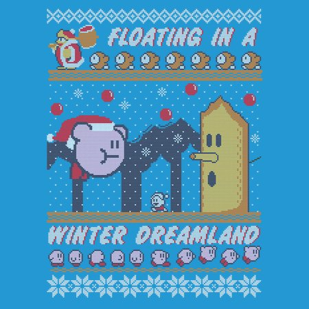 Winter Dreamland T-Shirt
