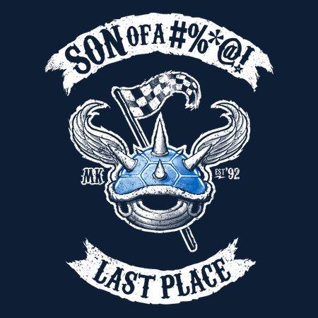 Blue Shell Anarchy T-Shirt