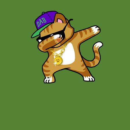 Big The Cat Dab