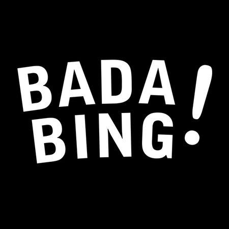 Bada Bing (dark) T-Shirt