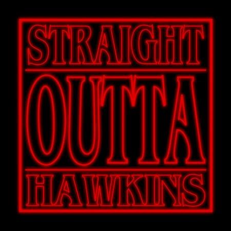 Outta Hawkins T-Shirt