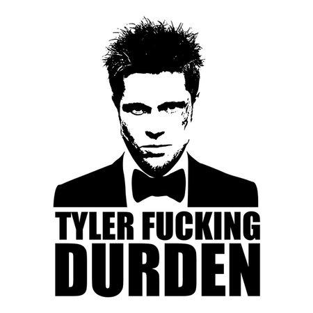 Tyler Fucking Durden T-Shirt