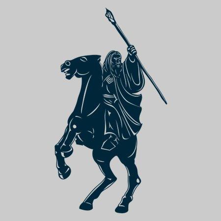 Gandalf Lauren T-Shirt