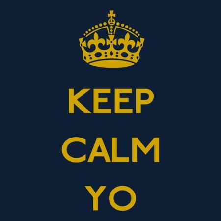 Keep Calm Yo T-Shirt