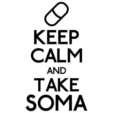 Keep Calm Soma T-Shirt