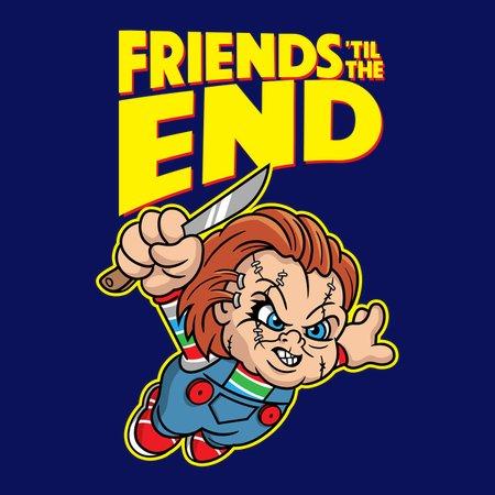 Friends 'Til The End T-Shirt