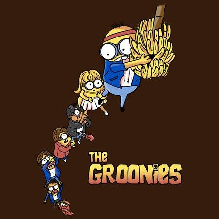 The Groonies T-Shirt