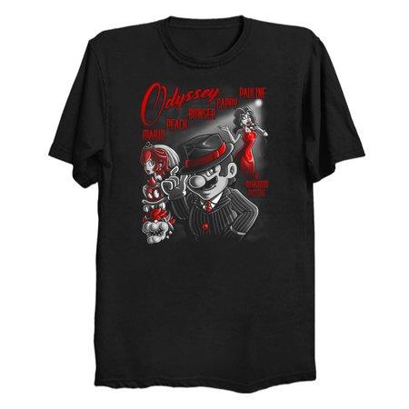 Film noir odyssey neatoshop for Film noir t shirts