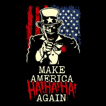 Hahamerica T-Shirt thumbnail