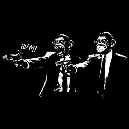 Ape Fiction T-Shirt