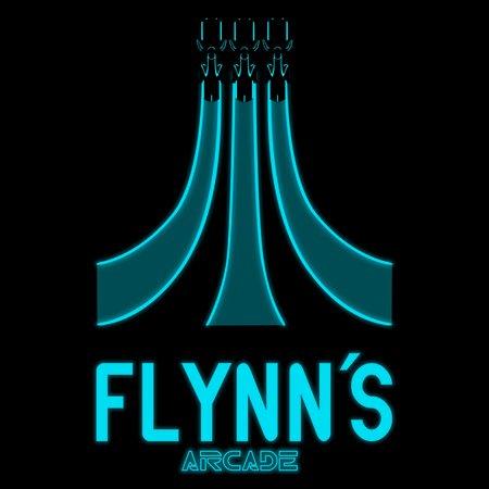 Flynn's Arcade (Atari) T-Shirt