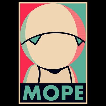 Mope Around T-Shirt