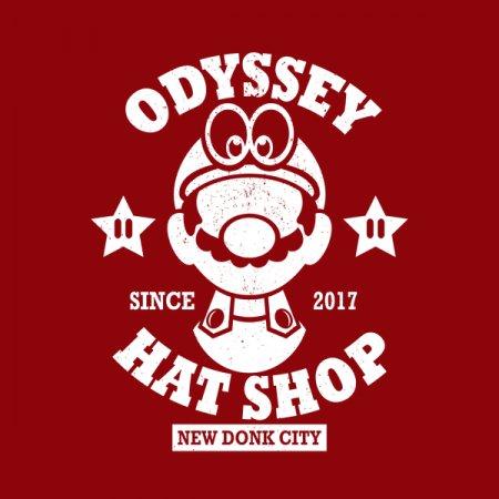 odyssey hat shop neatoshop