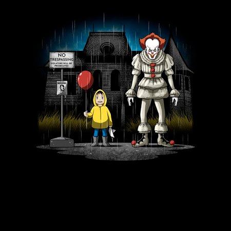 My Neighbor The Clown T-Shirt