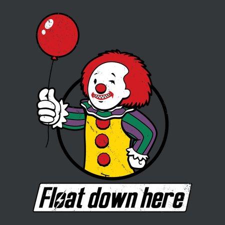Clown Boy T-Shirt
