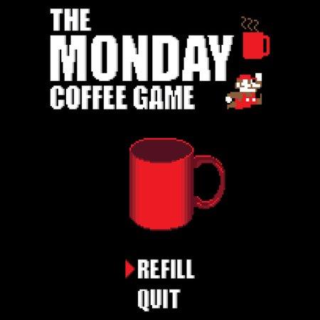 The Monday Coffee Game Neatoshop