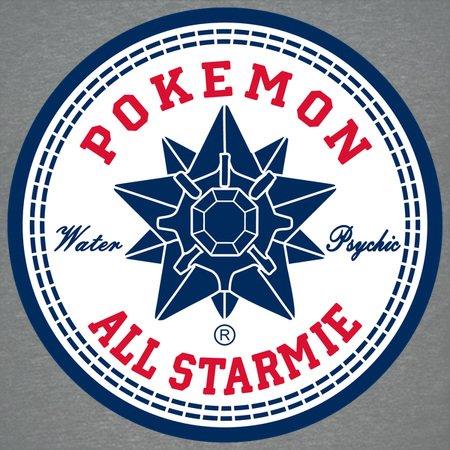 Pokemon Starmie Converse All Star Neatoshop