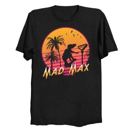 Mad Max - Stranger Things T-Shirts