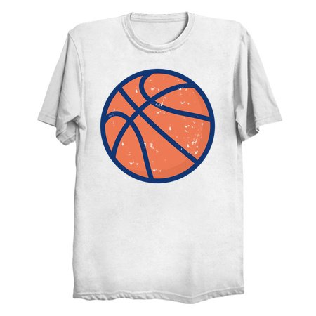Vintage Basketball T Shirt 111