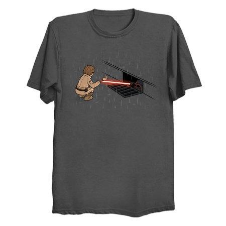 The Dark Sewer! - Skywalker T-Shirts