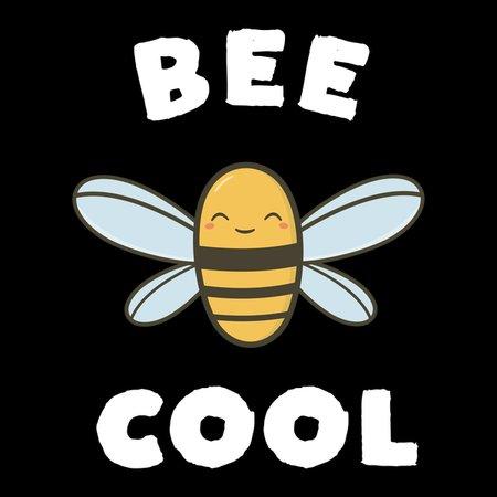Bee Cool Funny Bee Pun Neatoshop