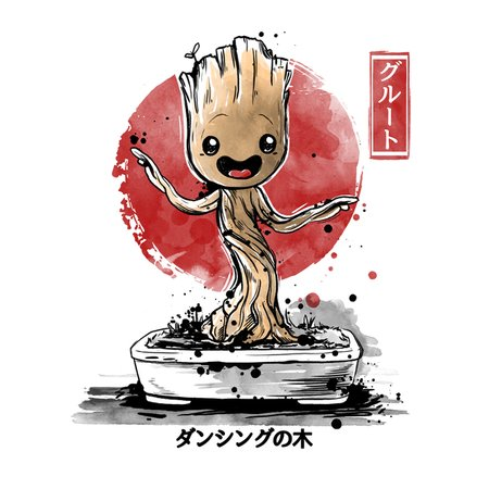 Bonsai Groot T-Shirt