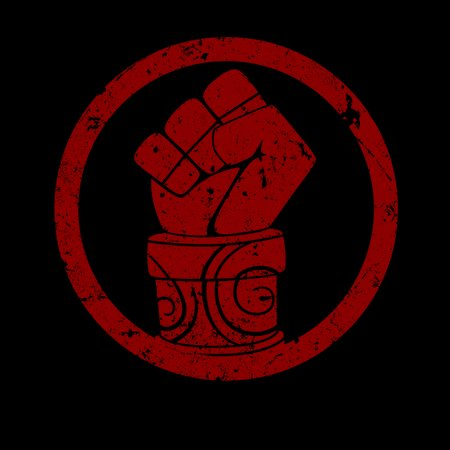 Red Power Of The Right Hand Of Doom Neatoshop