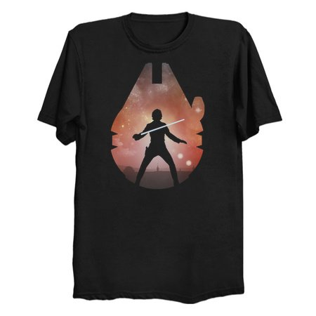 The Jedi - Luke Skywalker T-Shirts