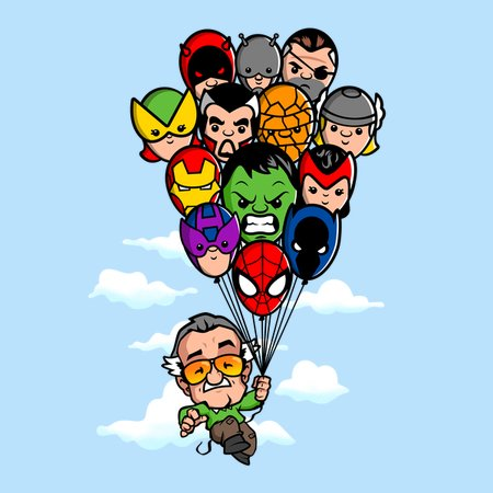 Balloon Stan T-Shirt