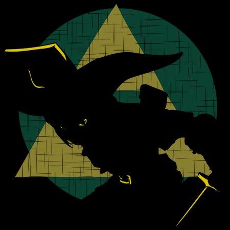 Triforce Art T-Shirt