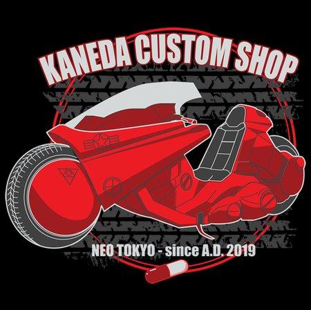 Neo Tokyo Custom Shop T-Shirt