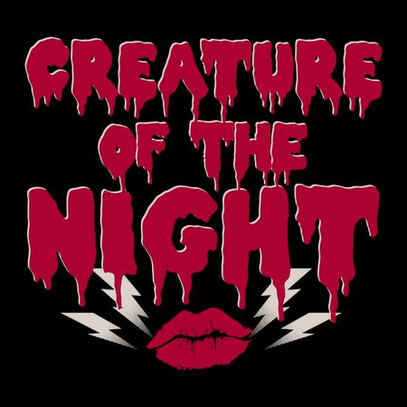 Image result for creature of the night
