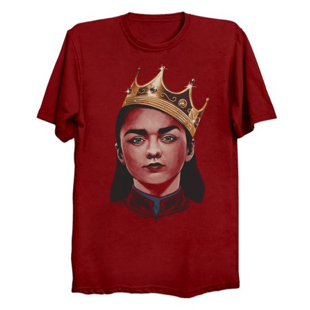 The Notorious Princess - Parody Game of Thrones T-Shirts