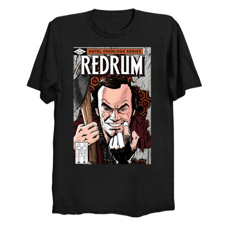 Redrum - by MarianoSan