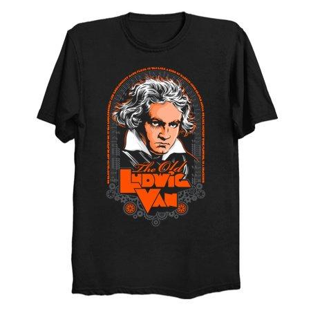 Ludwig Van - Kubrick Inspired T-Shirts