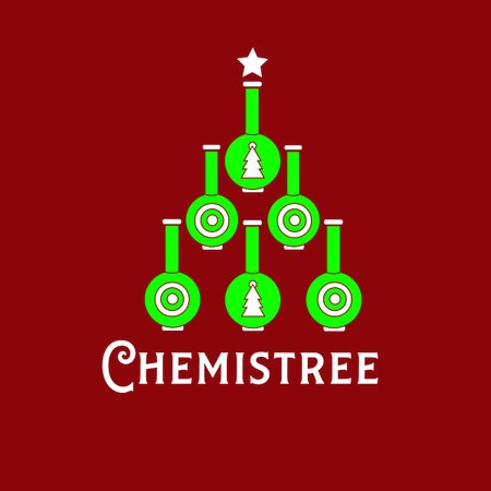 Geek Christmas.Chemistree Chemistry Christmas Tree Shirt Geek Science Education Teaching Holiday