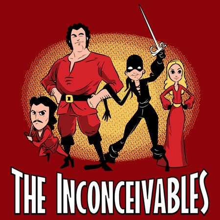 The Inconceivables T-Shirt